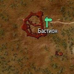 Расположение на карте