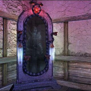 Первая встреча с Радовидом в тайном убежище Саламандр