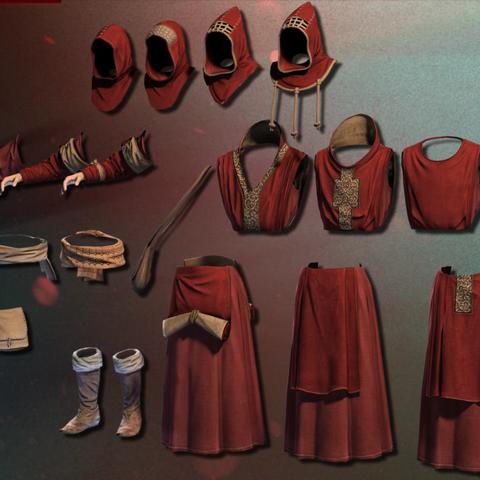 Одежды жрецов