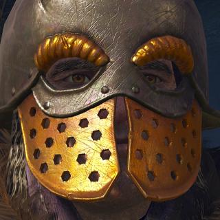 Лугос в шлеме Друммондов