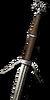 Улучшенный серебрянный меч школы грифонаВ3
