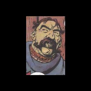 Богольт в комиксе