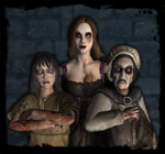 Ведьмы иконка