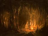 Эльфийская пещера
