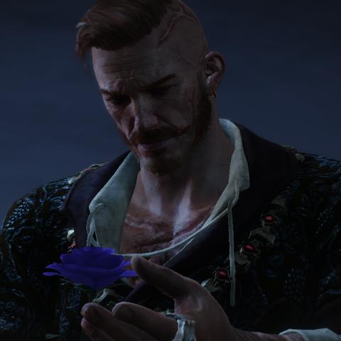 Роза в руках Ольгерда