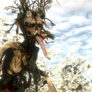 Белая Дама в игре Ведьмак 3: Дикая Охота