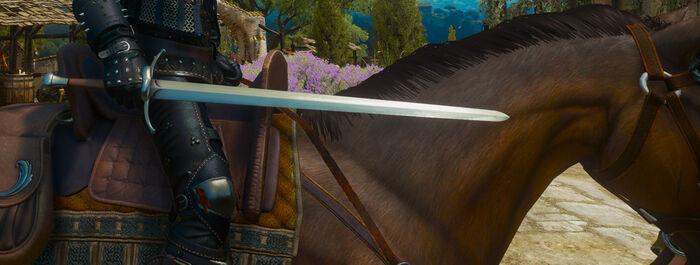 Новиградский меч В3