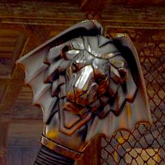 Рукоять меча Школы Мантихора