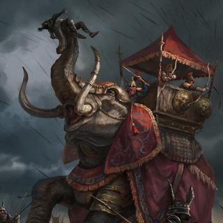 Боевой слон, <i><a href=