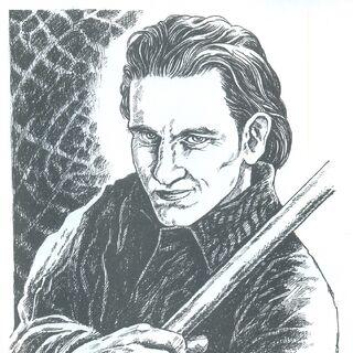Иллюстрация из чешского издания «Часа Презрения»