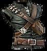 Качественная кожанная курткаВ1