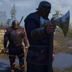 Топорники клана Друммонд