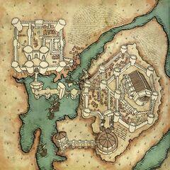 Карта замка