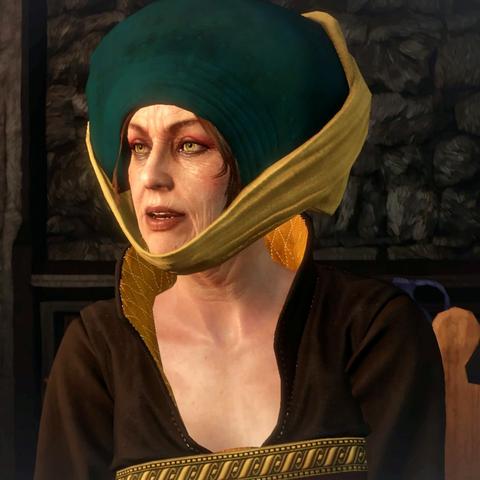 Мать Ирис