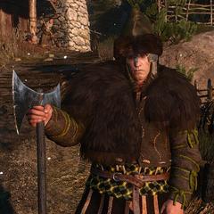 Воин клана Брокваров