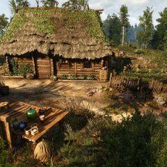 Дом травницы Томиры