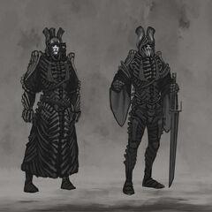 Концепт-арты брони Имлериха