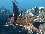 Корабль Ледяного Великана