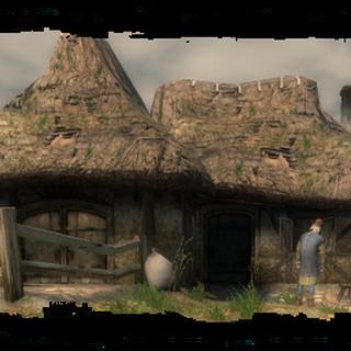 Дом солтыса