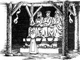 Культ богини Мелитэле