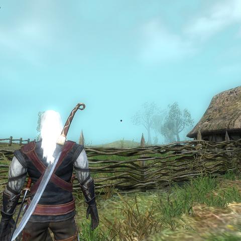 Церемониальный меч в игре Ведьмак