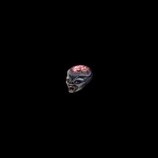 Голова Веспера в снаряжении