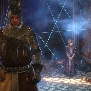Анаис в плену у Детмольда