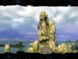 Статуя Владычицы Озера