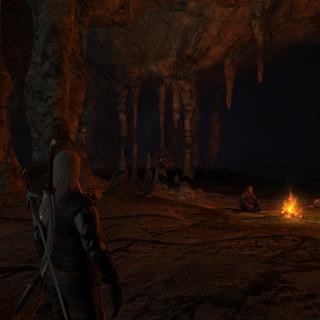 Западная пещера