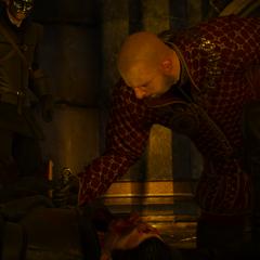 Хорст убивает Эвальда