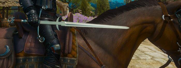 Стальной меч туссентского рыцаря1В3