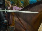Стальной меч туссентского рыцаря