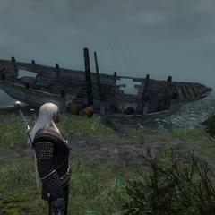 Разбитый корабль