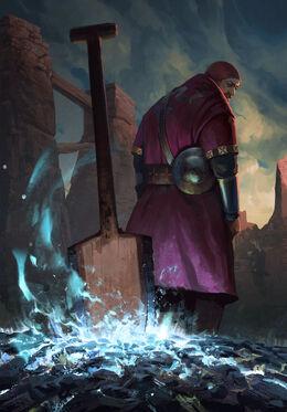 Кровавый барон карта