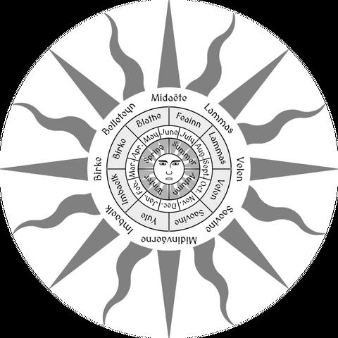 Календарь Культа Великого Солнца