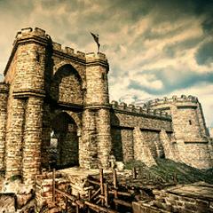 Замок Ла Валетт
