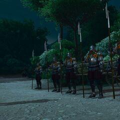 Туссенские гвардейцы