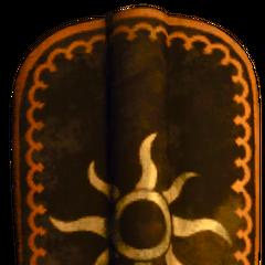 Нильфгаардский щит