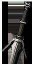 Отличный серебряный меч школы котаВ3