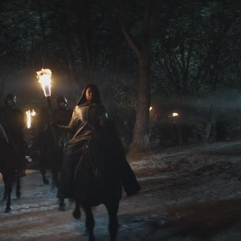 Фрингилья возглавляет нильфгаардский отряд