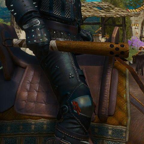 Дубинка в третьей части игры