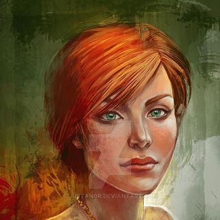 Шани (рисунок Татьяны Анор)