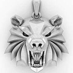Медальон Школы Медведя, фанатская работа