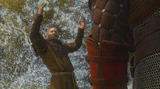"""The Witcher- Победить отшельника за 13 секунд- сложность """"на смерть!"""""""