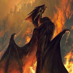 Саския: Пламя, <i><a href=