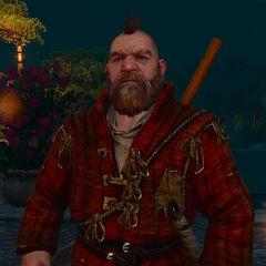 Модель Золтана в альфа-версии игры