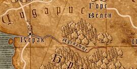 Доль адалатте на карте