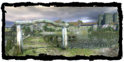 Окрестности старой усадьбы1