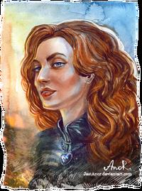 Трисс Меригольд (Ведьмак Вики)