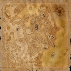 Карта Болот